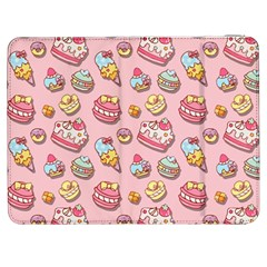 Sweet Pattern Samsung Galaxy Tab 7  P1000 Flip Case
