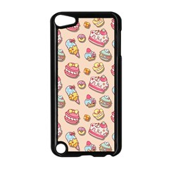 Sweet Pattern Apple Ipod Touch 5 Case (black)
