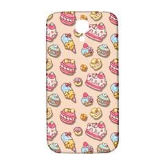 Sweet Pattern Samsung Galaxy S4 I9500/i9505  Hardshell Back Case