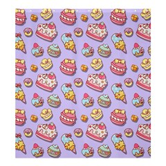 Sweet Pattern Shower Curtain 66  X 72  (large)