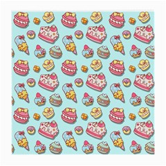 Sweet Pattern Medium Glasses Cloth