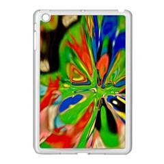 Acrobat Wormhole Transmitter Monument Socialist Reality Rainbow Apple Ipad Mini Case (white)