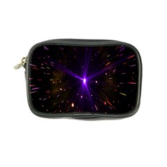 Animation Plasma Ball Going Hot Explode Bigbang Supernova Stars Shining Light Space Universe Zooming Coin Purse
