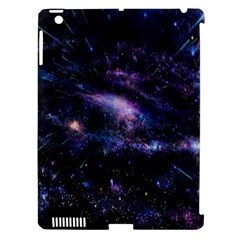 Animation Plasma Ball Going Hot Explode Bigbang Supernova Stars Shining Light Space Universe Zooming Apple Ipad 3/4 Hardshell Case (compatible With Smart Cover)