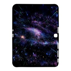 Animation Plasma Ball Going Hot Explode Bigbang Supernova Stars Shining Light Space Universe Zooming Samsung Galaxy Tab 4 (10 1 ) Hardshell Case