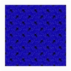Unicorn Pattern Blue Medium Glasses Cloth (2 Side)