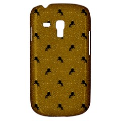 Unicorn Pattern Golden Galaxy S3 Mini