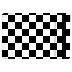 Grid Domino Bank And Black Ipad Air 2 Flip