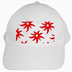 Star Figure Form Pattern Structure White Cap