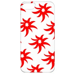 Star Figure Form Pattern Structure Apple Iphone 5 Classic Hardshell Case