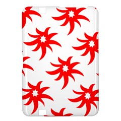 Star Figure Form Pattern Structure Kindle Fire Hd 8 9
