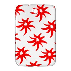 Star Figure Form Pattern Structure Samsung Galaxy Note 8 0 N5100 Hardshell Case