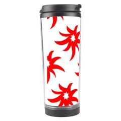 Star Figure Form Pattern Structure Travel Tumbler