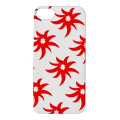 Star Figure Form Pattern Structure Apple Iphone 5s/ Se Hardshell Case