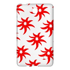 Star Figure Form Pattern Structure Samsung Galaxy Tab 4 (8 ) Hardshell Case