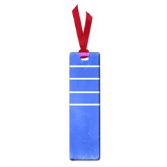 Stripes Pattern Template Texture Blue Small Book Marks