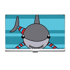 Shark Sea Fish Animal Ocean Business Card Holders