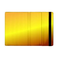 Gradient Orange Heat Ipad Mini 2 Flip Cases