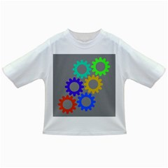Gear Transmission Options Settings Infant/toddler T Shirts
