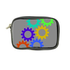 Gear Transmission Options Settings Coin Purse