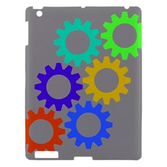 Gear Transmission Options Settings Apple Ipad 3/4 Hardshell Case