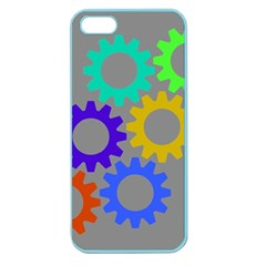 Gear Transmission Options Settings Apple Seamless Iphone 5 Case (color)