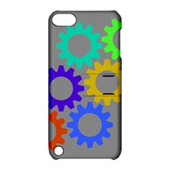 Gear Transmission Options Settings Apple Ipod Touch 5 Hardshell Case With Stand