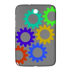 Gear Transmission Options Settings Samsung Galaxy Note 8 0 N5100 Hardshell Case