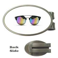 Sunglasses Shades Eyewear Money Clips (oval)
