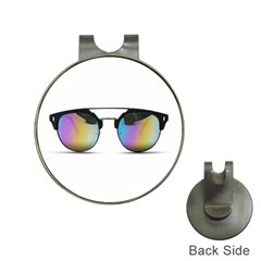Sunglasses Shades Eyewear Hat Clips With Golf Markers