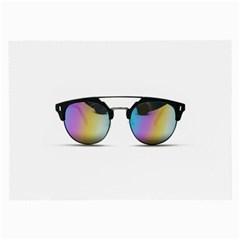 Sunglasses Shades Eyewear Large Glasses Cloth