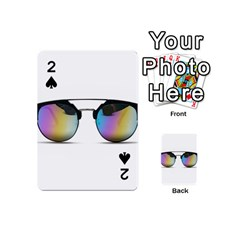 Sunglasses Shades Eyewear Playing Cards 54 (mini)