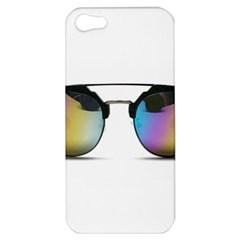 Sunglasses Shades Eyewear Apple Iphone 5 Hardshell Case