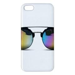 Sunglasses Shades Eyewear Apple Iphone 5 Premium Hardshell Case