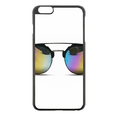 Sunglasses Shades Eyewear Apple Iphone 6 Plus/6s Plus Black Enamel Case