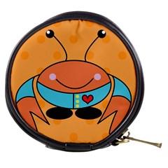 Crab Sea Ocean Animal Design Mini Makeup Bags