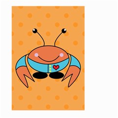 Crab Sea Ocean Animal Design Large Garden Flag (two Sides)