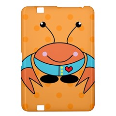 Crab Sea Ocean Animal Design Kindle Fire Hd 8 9