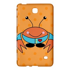 Crab Sea Ocean Animal Design Samsung Galaxy Tab 4 (7 ) Hardshell Case