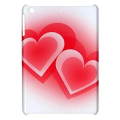 Heart Love Romantic Art Abstract Apple Ipad Mini Hardshell Case