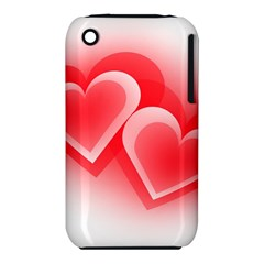 Heart Love Romantic Art Abstract Iphone 3s/3gs