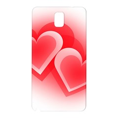 Heart Love Romantic Art Abstract Samsung Galaxy Note 3 N9005 Hardshell Back Case