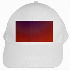 Course Colorful Pattern Abstract White Cap