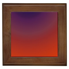 Course Colorful Pattern Abstract Framed Tiles