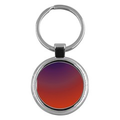 Course Colorful Pattern Abstract Key Chains (round)