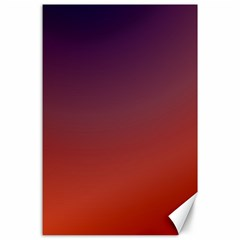 Course Colorful Pattern Abstract Canvas 24  X 36