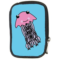 Jellyfish Cute Illustration Cartoon Compact Camera Cases