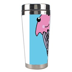 Jellyfish Cute Illustration Cartoon Stainless Steel Travel Tumblers