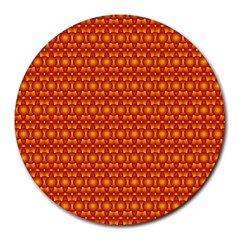 Pattern Creative Background Round Mousepads