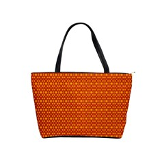 Pattern Creative Background Shoulder Handbags
